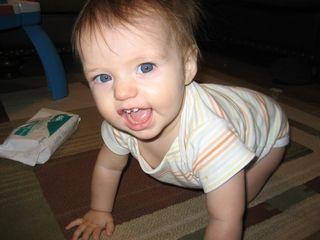 Dora Crawling